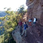 Narrow Neck passes: Carlons Head and Harmil Ledge