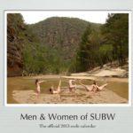 Men & Women of SUBW: 2013 nude calendar