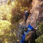 Some secret passes on Mt Solitary