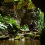 Remoteish Newnes Canyoning