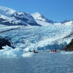 Portage Lake Kayaking  (Alaska, USA)