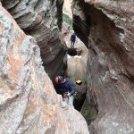 Too much rope: unexpectedly easy canyon exploration